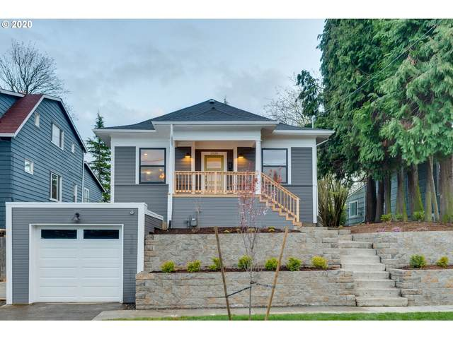 2626 NE Multnomah St, Portland, OR 97232 (MLS #20329325) :: Next Home Realty Connection
