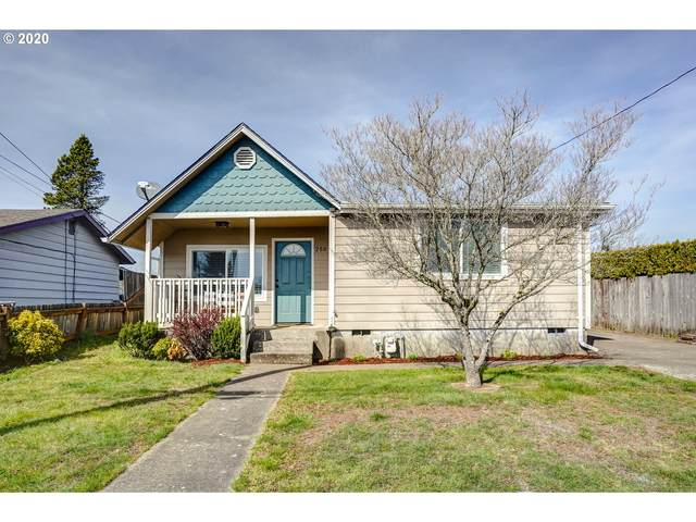 258 SW Rainbow Ave, Dallas, OR 97338 (MLS #20329416) :: Coho Realty