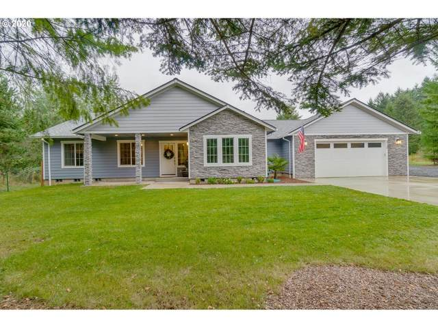 25120 SE Lamar Ln, Eagle Creek, OR 97022 (MLS #20329928) :: Townsend Jarvis Group Real Estate