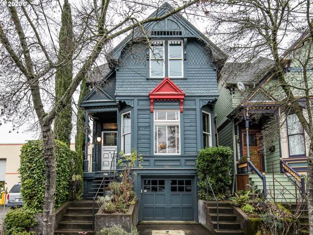 621 SE Harrison St, Portland, OR 97214 (MLS #20330603) :: Next Home Realty Connection