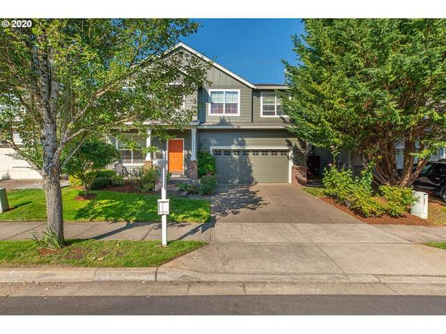 5643 SW Sequoia Dr, Tualatin, OR 97062 (MLS #20331052) :: Beach Loop Realty