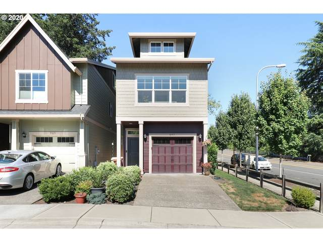 897 SW 136TH Pl, Beaverton, OR 97005 (MLS #20331279) :: The Liu Group