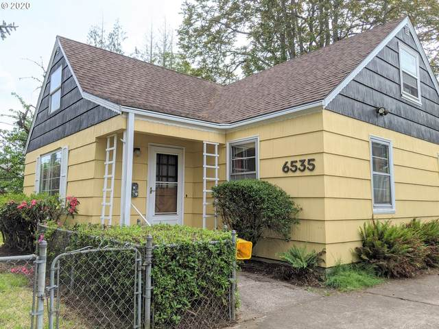 6535 SE 71ST Ave, Portland, OR 97206 (MLS #20331883) :: Gustavo Group