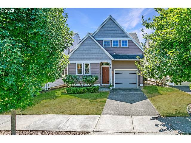 20876 NW Painted Mountain Dr, Beaverton, OR 97006 (MLS #20332253) :: Beach Loop Realty