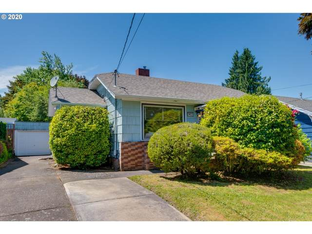 3821 NE 74TH Ave, Portland, OR 97213 (MLS #20332985) :: The Liu Group