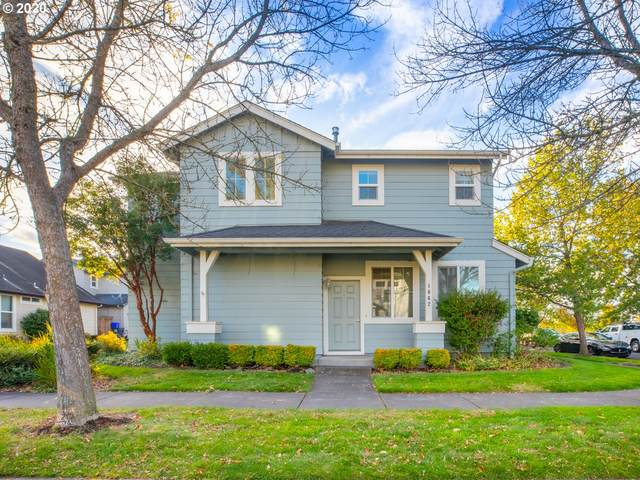 1662 Hamlet Ln, Eugene, OR 97402 (MLS #20333077) :: The Galand Haas Real Estate Team