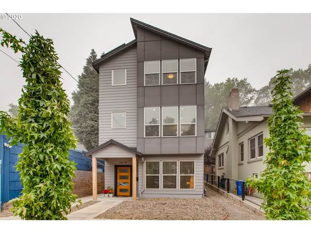 2419 SE Belmont St A, Portland, OR 97214 (MLS #20333181) :: The Liu Group
