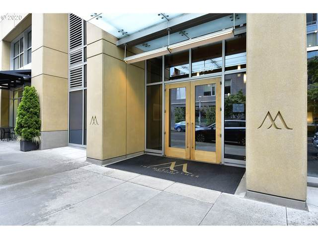 3570 SW River Pkwy #1511, Portland, OR 97239 (MLS #20334244) :: McKillion Real Estate Group