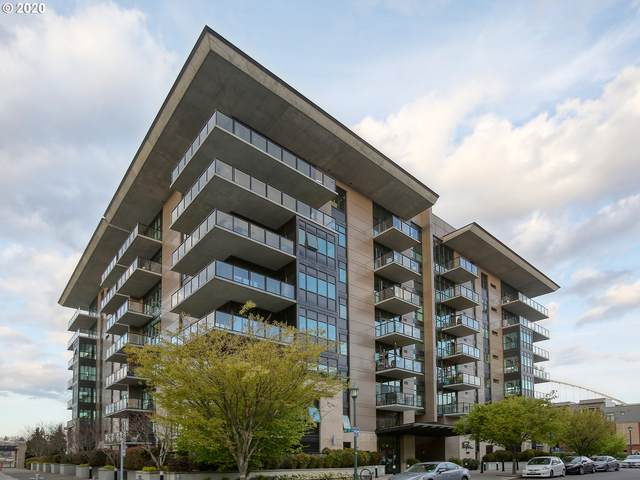 1830 NW Riverscape St #410, Portland, OR 97209 (MLS #20334380) :: Homehelper Consultants