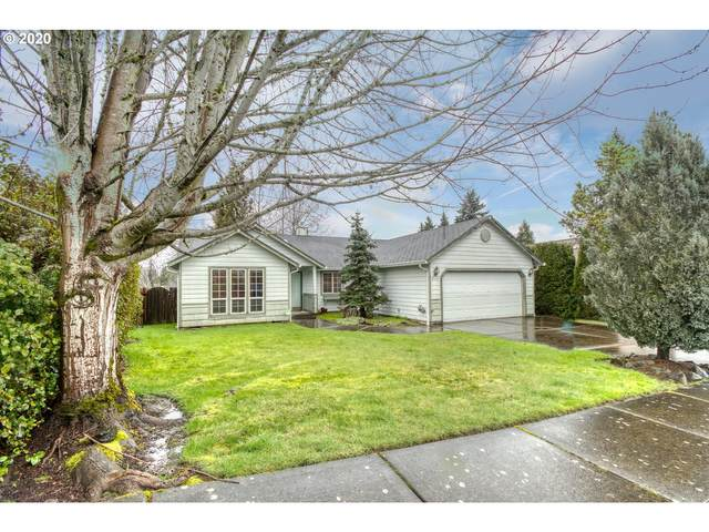 2710 NE 94TH St, Vancouver, WA 98665 (MLS #20334803) :: Song Real Estate