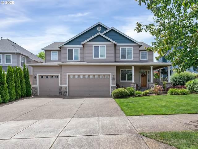 18142 SW Handley St, Sherwood, OR 97140 (MLS #20335416) :: McKillion Real Estate Group