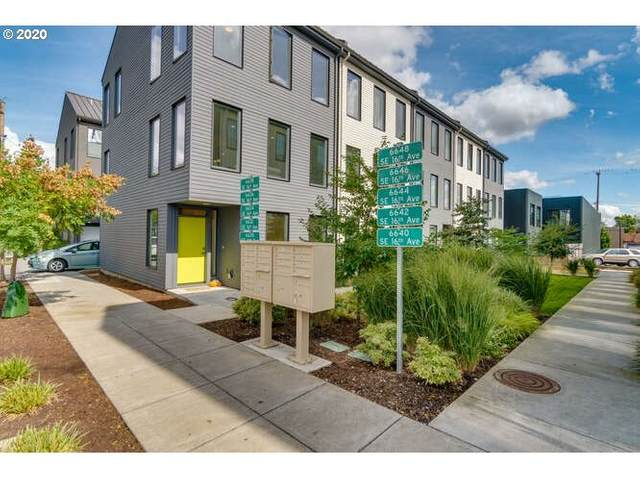 6630 SE 16TH Ave, Portland, OR 97202 (MLS #20335624) :: Cano Real Estate