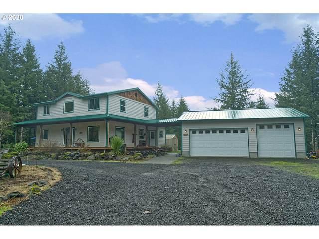 13603 NE Pup Creek Rd, Woodland, WA 98674 (MLS #20335871) :: Gustavo Group