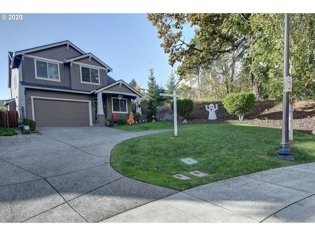 2116 NE 38th Cir, Camas, WA 98607 (MLS #20335918) :: Fox Real Estate Group