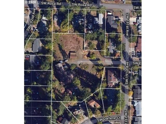 19140 SW Ellerson St, Aloha, OR 97078 (MLS #20336222) :: Change Realty