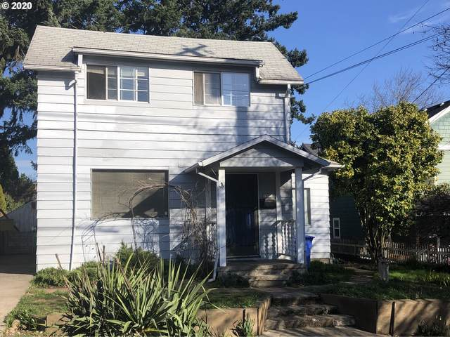 1925 SE Sherrett St, Portland, OR 97202 (MLS #20336292) :: Next Home Realty Connection