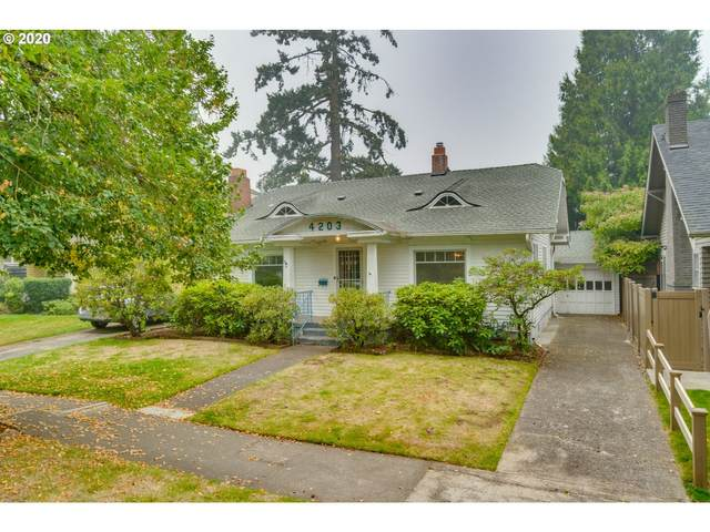 4203 NE 32ND Pl, Portland, OR 97211 (MLS #20336782) :: The Galand Haas Real Estate Team
