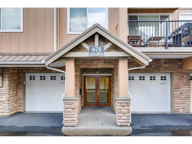 675 NW Falling Waters Ln #303, Portland, OR 97229 (MLS #20337055) :: Next Home Realty Connection