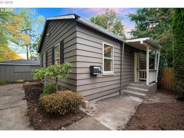 3115 SW Vermont St, Portland, OR 97219 (MLS #20337089) :: Lux Properties