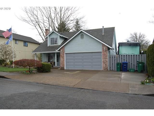 12276 SE Ashley St, Clackamas, OR 97015 (MLS #20337158) :: Matin Real Estate Group