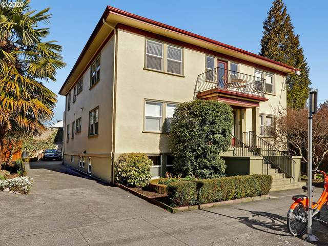 2049 NW Overton St #2, Portland, OR 97209 (MLS #20337175) :: Next Home Realty Connection