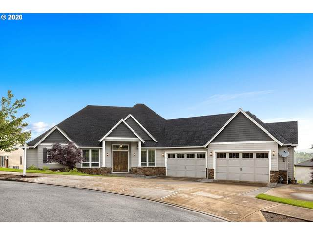 13851 SE Mountain Crest Dr, Happy Valley, OR 97086 (MLS #20337191) :: Townsend Jarvis Group Real Estate