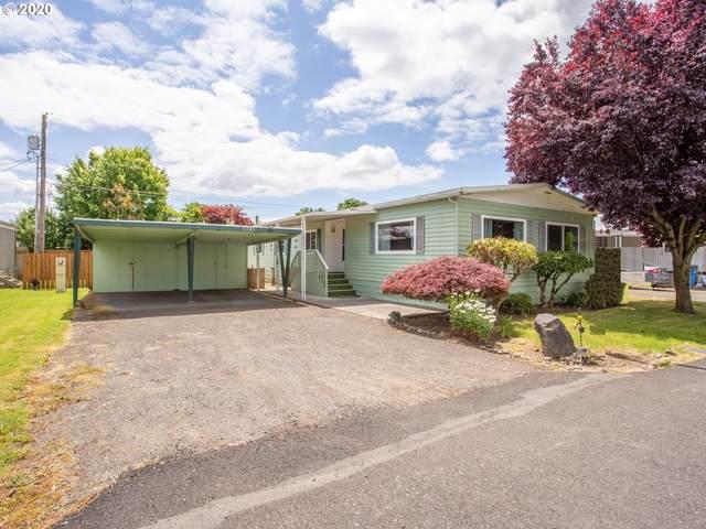 1305 NE 143RD St, Vancouver, WA 98685 (MLS #20337347) :: McKillion Real Estate Group