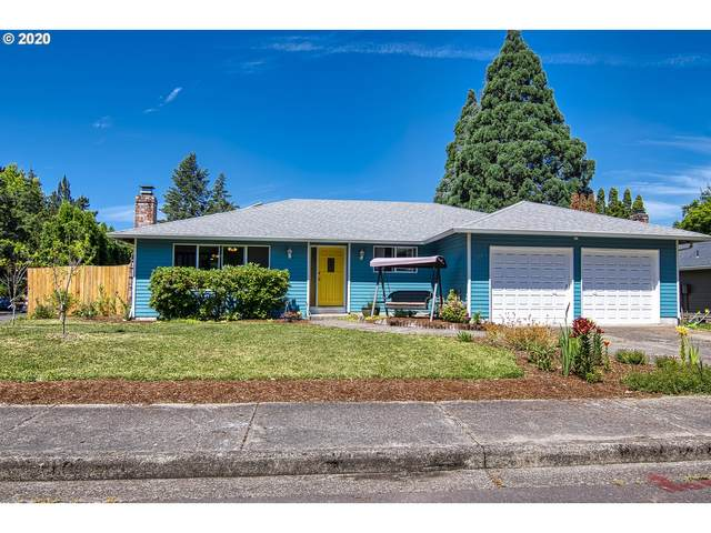 1215 NW 180TH Ave, Beaverton, OR 97006 (MLS #20337636) :: The Liu Group