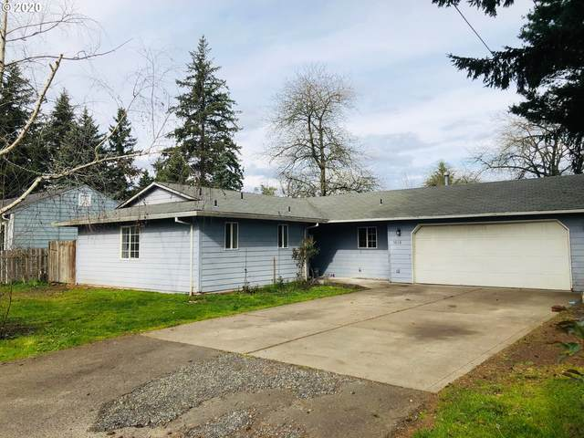 5016 SE 108TH Ave, Portland, OR 97266 (MLS #20338310) :: Song Real Estate