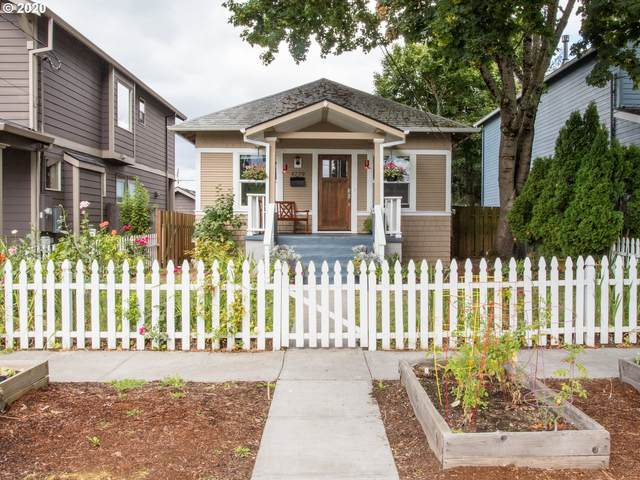 4779 N Girard St, Portland, OR 97203 (MLS #20338391) :: Holdhusen Real Estate Group
