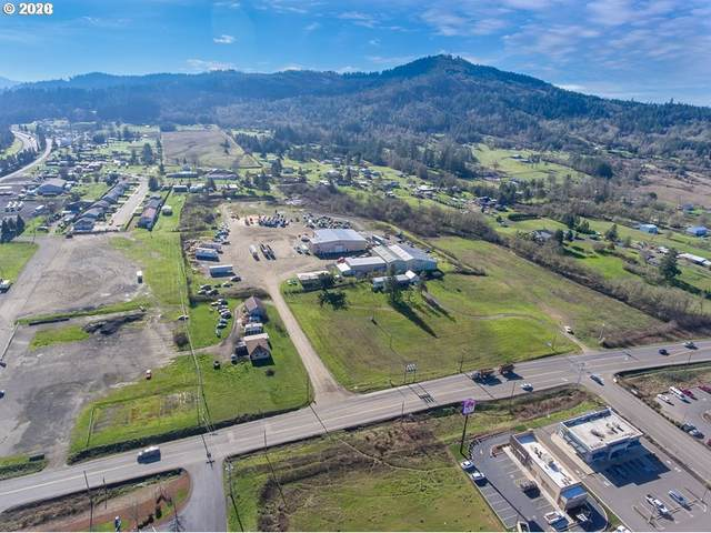 210 Crestview St, Sutherlin, OR 97479 (MLS #20338444) :: Townsend Jarvis Group Real Estate