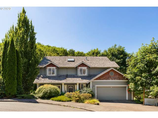 1919 NW Norfolk Ct, Portland, OR 97229 (MLS #20339790) :: The Galand Haas Real Estate Team