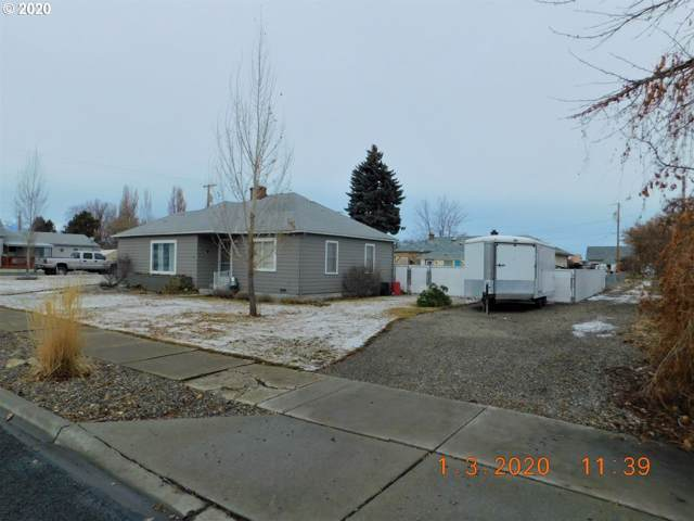710 Broadway St, Baker City, OR 97814 (MLS #20339887) :: Fox Real Estate Group