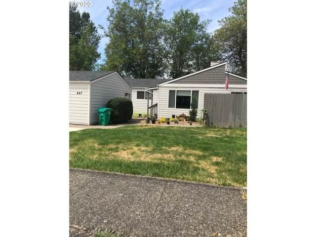 847 SE Francis Ave, Gresham, OR 97080 (MLS #20340391) :: Fox Real Estate Group