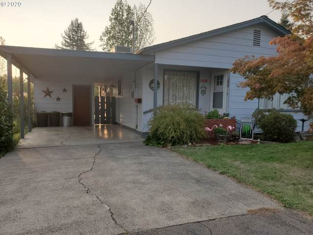 270 NW Cary St, Winston, OR 97496 (MLS #20341245) :: McKillion Real Estate Group