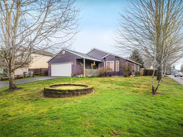 21760 SW Wheat Pl, Sherwood, OR 97140 (MLS #20342590) :: Matin Real Estate Group