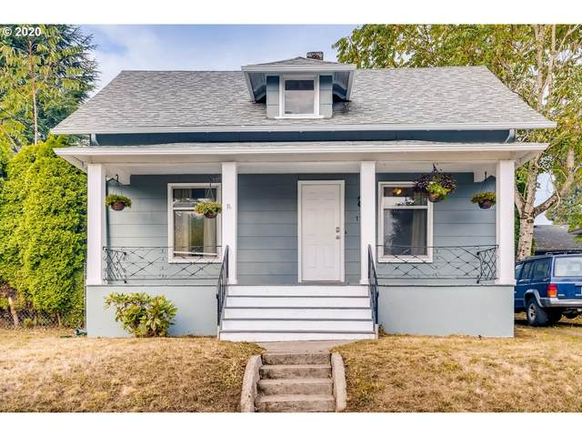 705 NE 61ST Pl, Portland, OR 97213 (MLS #20343435) :: The Liu Group