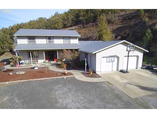 2750 SE Booth Ave, Roseburg, OR 97470 (MLS #20343881) :: Townsend Jarvis Group Real Estate