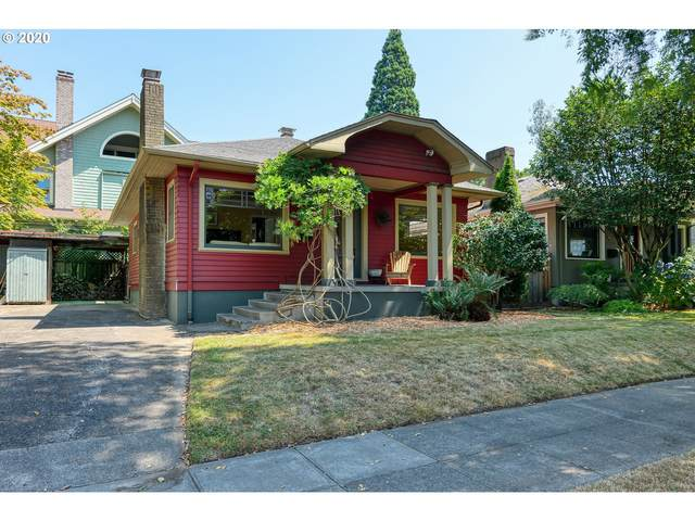 1413 SE Birch St, Portland, OR 97214 (MLS #20343945) :: Gustavo Group