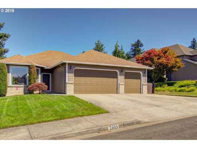 2605 NW 32ND Ave, Camas, WA 98607 (MLS #20344023) :: Piece of PDX Team