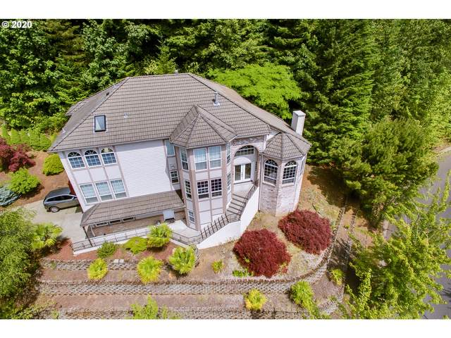 9750 SE Westview Ct, Happy Valley, OR 97086 (MLS #20344031) :: McKillion Real Estate Group