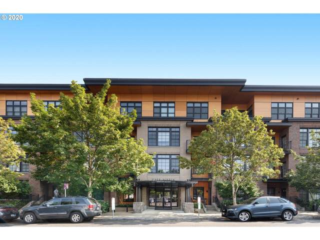 2350 NW Savier St #416, Portland, OR 97210 (MLS #20344191) :: Piece of PDX Team