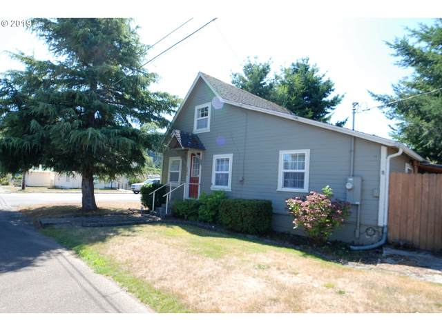 484 S 20TH St, Reedsport, OR 97467 (MLS #20344896) :: Beach Loop Realty