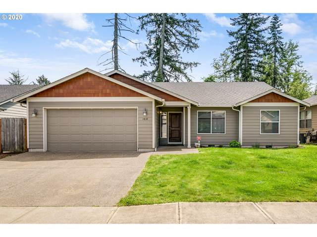 1834 NW Brookside Ave, Salem, OR 97304 (MLS #20345013) :: Fox Real Estate Group
