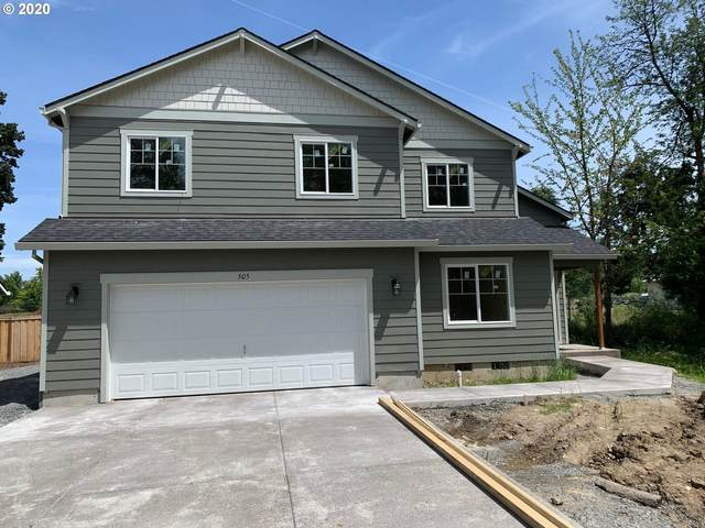 505 Andrian Ct, Molalla, OR 97038 (MLS #20345645) :: The Liu Group