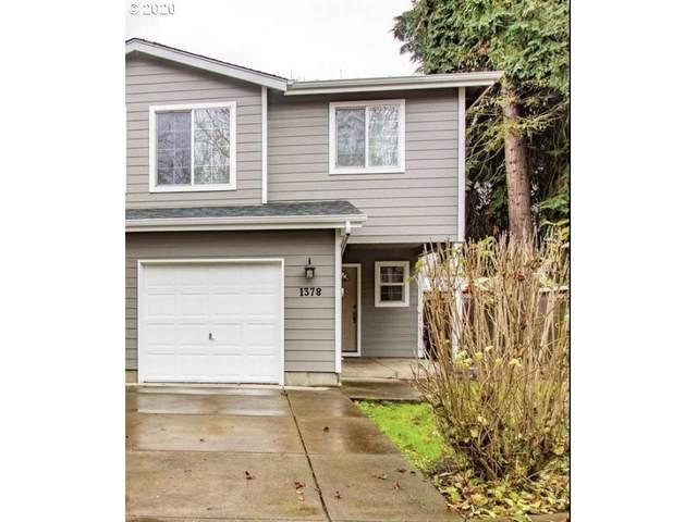 1378 Skipper Ave, Eugene, OR 97404 (MLS #20345678) :: Song Real Estate