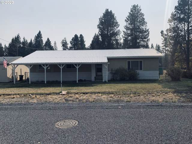 248 Riddle Rd, Crescent, OR 97733 (MLS #20345980) :: Song Real Estate