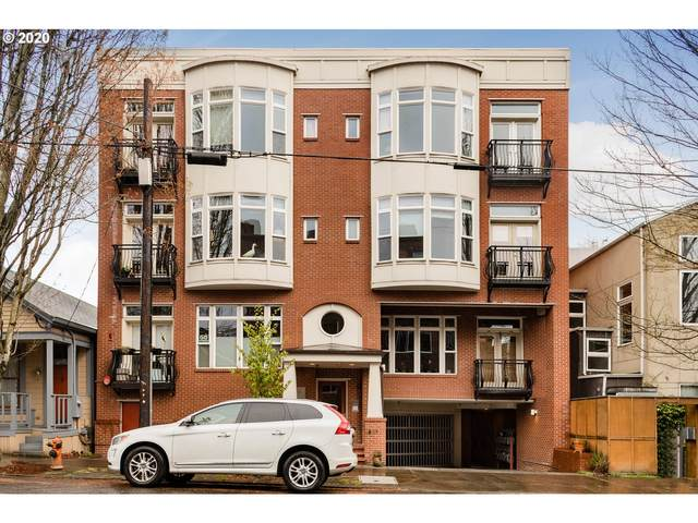 2537 NW Thurman St #203, Portland, OR 97210 (MLS #20346543) :: McKillion Real Estate Group