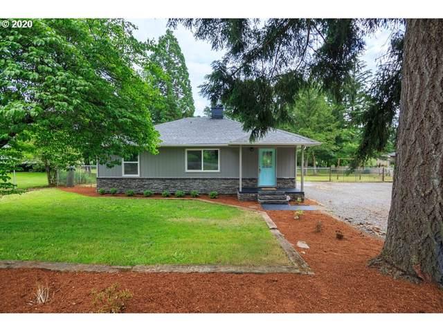 27111 NE Hathaway Rd, Camas, WA 98607 (MLS #20346849) :: Fox Real Estate Group