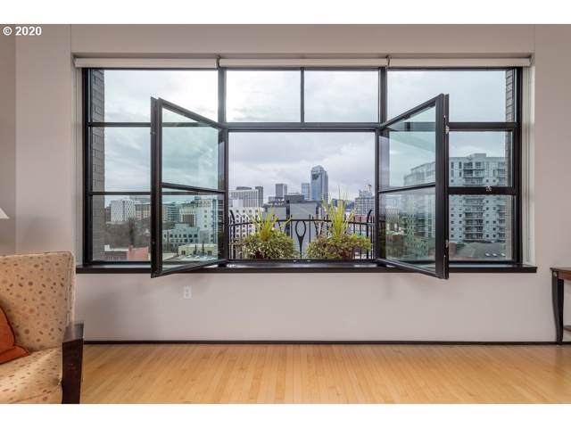 333 NW 9TH Ave #1006, Portland, OR 97209 (MLS #20346958) :: Change Realty